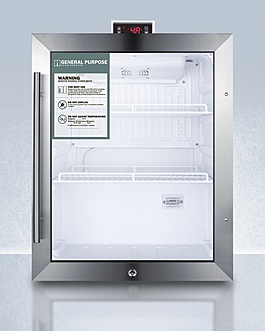 SCR314LGP Refrigerator Front