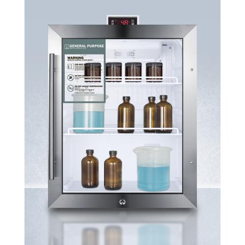 SCR314LGP Refrigerator Full