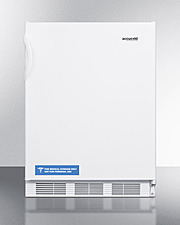 AL750W Refrigerator Front
