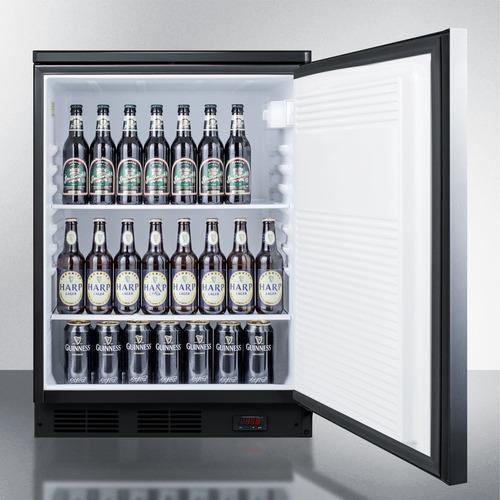 FF7LBLKBIPUBSSHH Wine Cellar Full