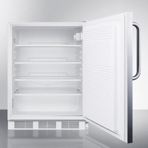 FF7LWCSSADA Refrigerator Open