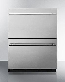 SP6DBS2D7 Refrigerator Front