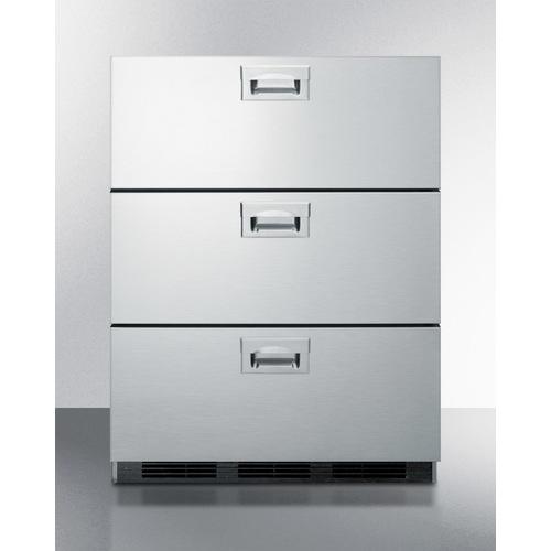 SP6DBS7 Refrigerator Front