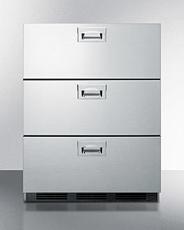 SP6DBS7ADA Refrigerator Front