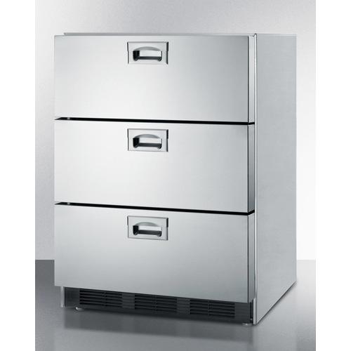 SP6DBS7ADA Refrigerator Angle