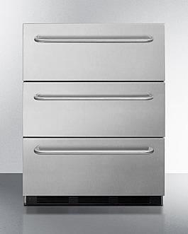SP6DBSSTB7 Refrigerator Front