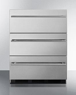 SP6DBSSTB7Thin Refrigerator Front