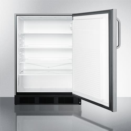 SPR7BOSST Refrigerator Open