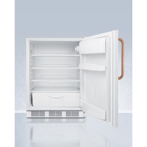 FF6LWBI7TBCADA Refrigerator Open
