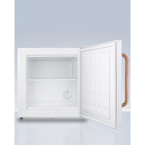 FS24LTBC Freezer Open