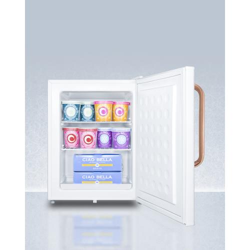 FS30LTBC Freezer Full