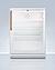 SCR600GLTBC Refrigerator Front