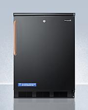 FF7LBLKTBC Refrigerator Front