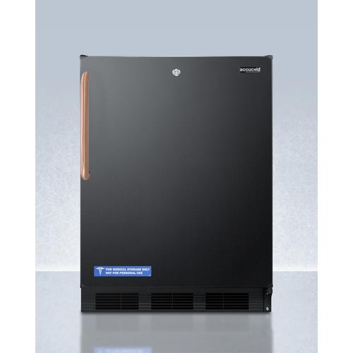 FF7LBLKBITBCADA Refrigerator Front