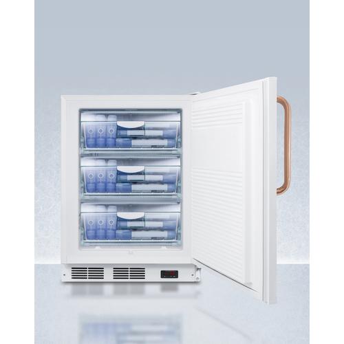 VT65MLBITBCADA Freezer Full