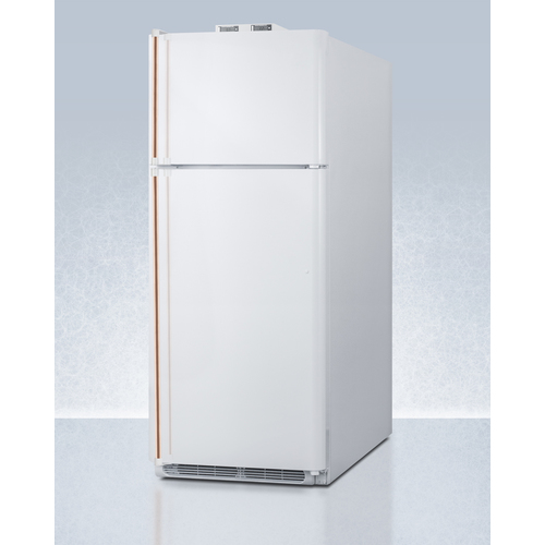 BKRF18WCP Refrigerator Freezer Angle