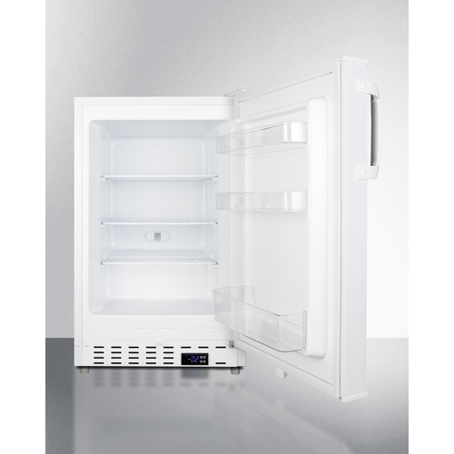 ALFZ36 Freezer Open