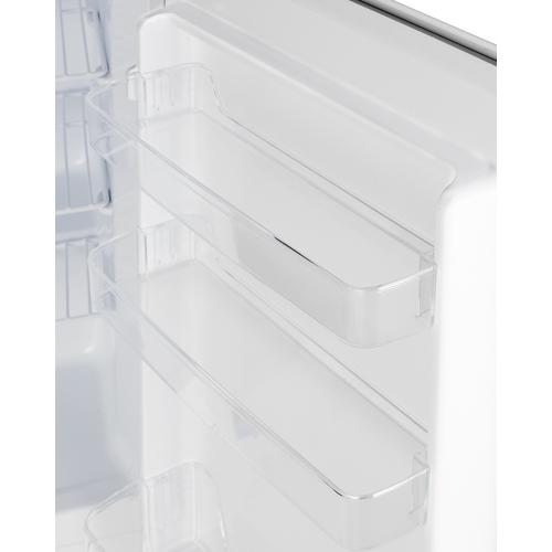 ALFZ36 Freezer Detail