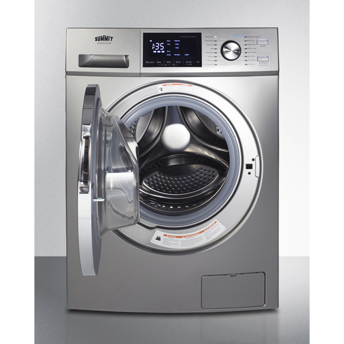 SPWD2203P Washer Dryer Open