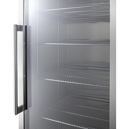 PTHC155G Warming Cabinet Detail