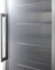 PTHC155GCSS Warming Cabinet Detail