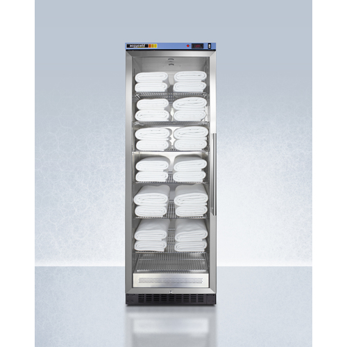 PTHC155GCSSLHD Warming Cabinet Full