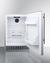 SPR629WCSS Refrigerator Open