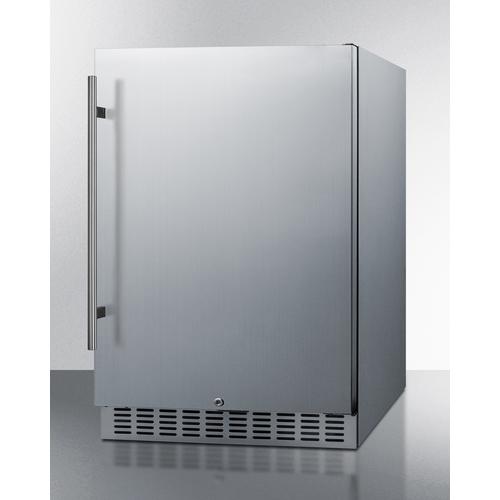SPR629WCSS Refrigerator Angle