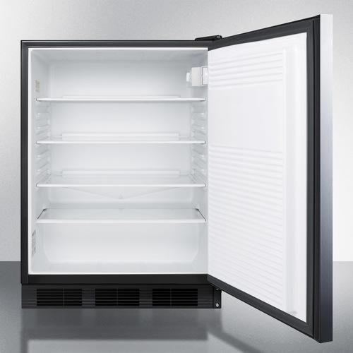SPR7OSSH Refrigerator Open