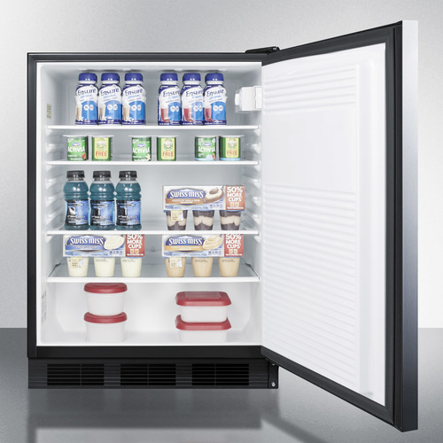 SPR7OSSH Refrigerator Full