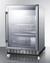 SCR611GLOSRI Refrigerator Angle