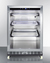 SCR611GLOSRI Refrigerator Front