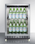 SCR611GLOSRI Refrigerator Full