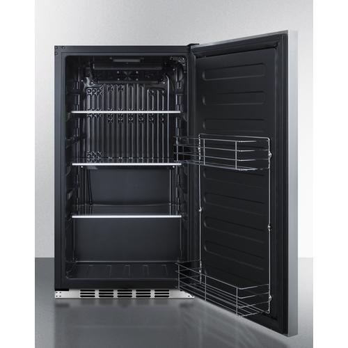 FF195H34CSS Refrigerator Open