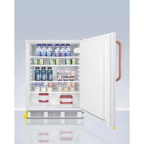 FF7LWBITBCSTOADA Refrigerator Full