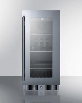 CL156BV Refrigerator Front