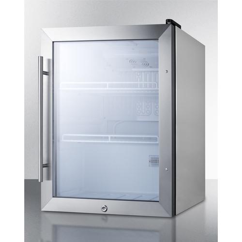 SPR314LOSCSS Refrigerator Angle