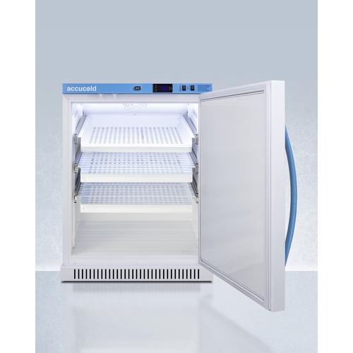 ARS6MLDR Refrigerator Open