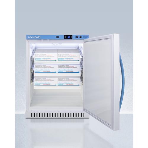 ARS6PVDR Refrigerator Full
