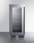 CL156BVLHD Refrigerator Front