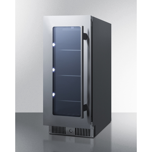 CL156BVLHD Refrigerator Angle
