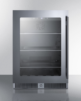 CL24BVLHD Refrigerator Front