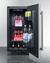 FF1532BCSS Refrigerator Full