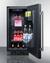 FF1532BKS Refrigerator Full