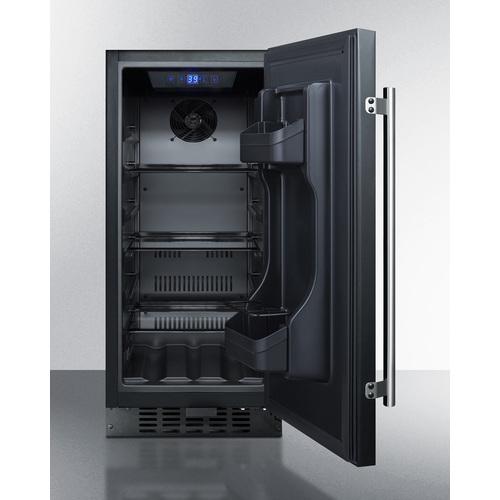 FF1532BKS Refrigerator Open