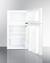 CP34W Refrigerator Freezer Open