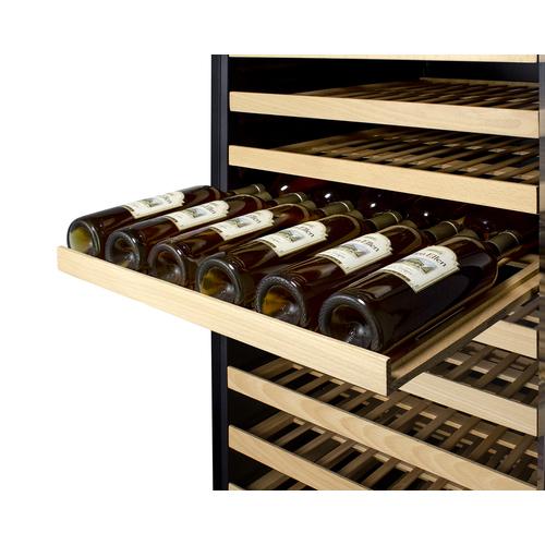 SWC1127B Wine Cellar Detail