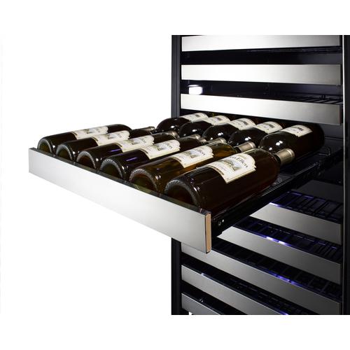 SWCP2163CSS Wine Cellar Detail