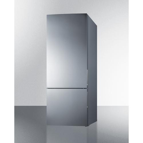 FFBF279SSBI Refrigerator Freezer Angle