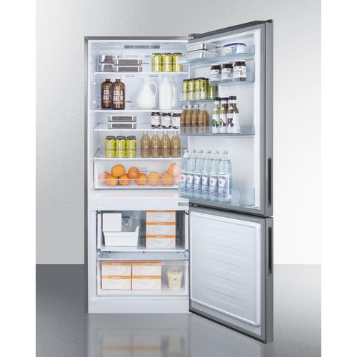 FFBF279SSBIIM Refrigerator Freezer Full